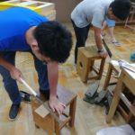 木工教室�します!
