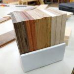 ◆イロトリドリの木材