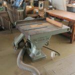 ◆木工教室と機械整備